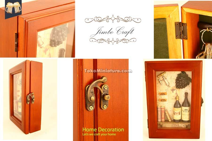 key box vintage theme
