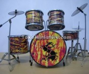 Miniature Drum Sepultura