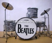 Miniature Drum The Beatles