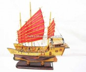 Miniatur Kapal Red Dragon 36 cm exclusive